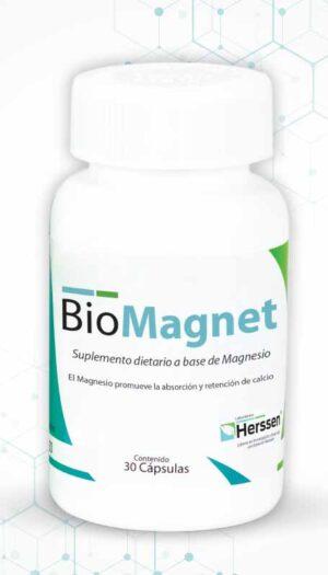 BioMagnet Suplemento dietario a base de Magnesio