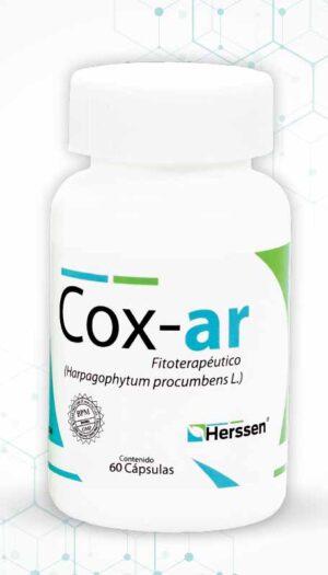 Cox-ar Analgésico y antiinflamatorio de vía tópica Tubo x 160 gr